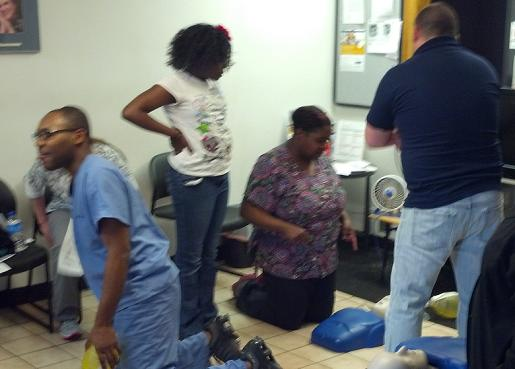 Chicago BLS certification
