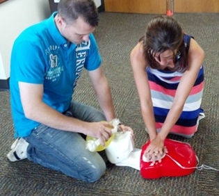 Milwaukee CPR Trainers