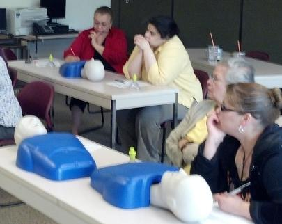 Classes de CPR